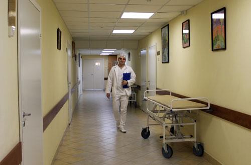 Воронежского областного клинического центра медицинской профилактики